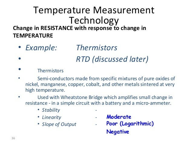 38 Temperature Sensors RTDs • How does a RTD works? – Resistance changes are Repeatable – The resistance changes of the pl...