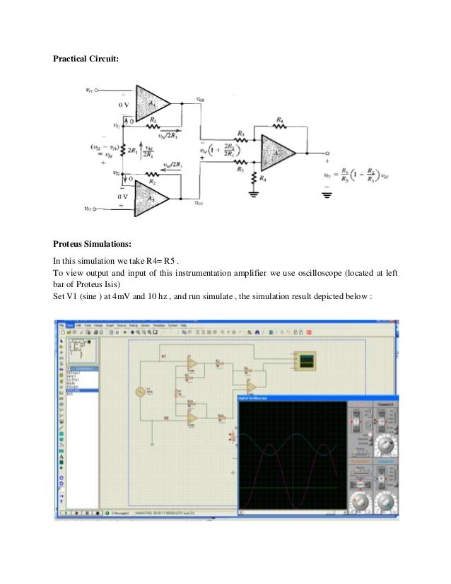 Instrumentational Amplifier