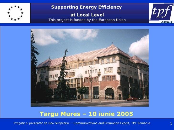 Targu Mures – 10 iunie 2005