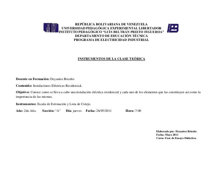 681609069215124460033655República Bolivariana de Venezuela<br />Universidad Pedagógica Experimental Libertador<br />Instit...