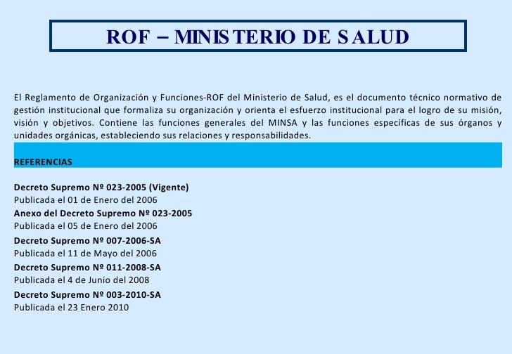 Salud mod 02 for Ministerio de seguridad telefonos internos