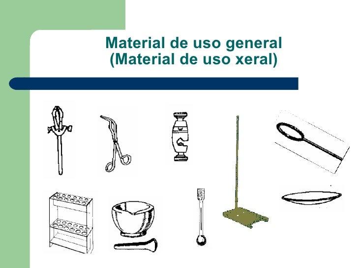 Instrumentos de laboratorio con descripci n for Utensilios de cocina y sus funciones pdf