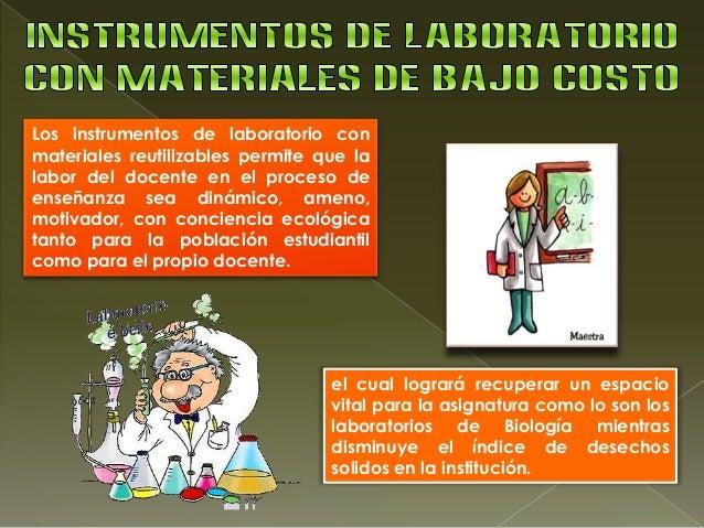 Las prácticas de                           laboratorios en el                           proceso formativoEl desarrollo de ...