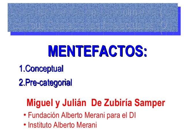 Dos Instrumentos del Conocimiento (IC)Dos Instrumentos del Conocimiento (IC) con sus Operaciones Intelectuales (OI)con sus...