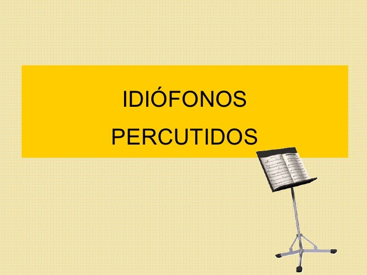 Instrumentos idiofonos Slide 3