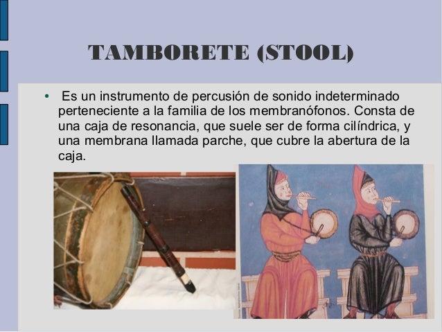 Instrumentos Medievales Nico