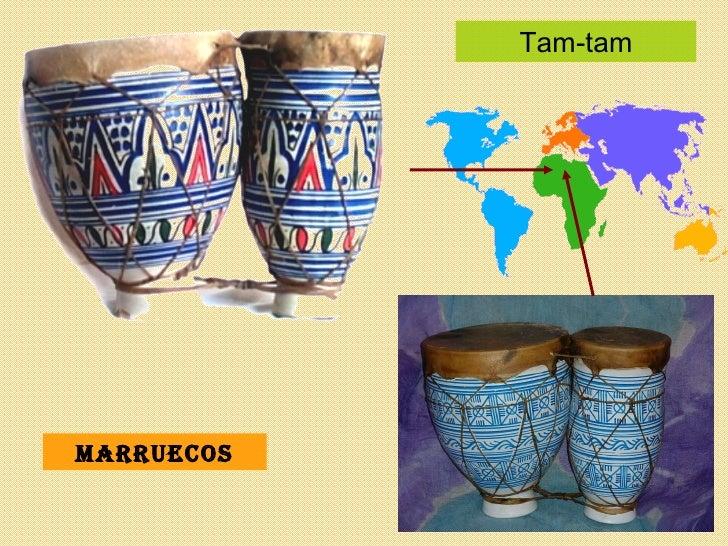 Tam-tam Marruecos