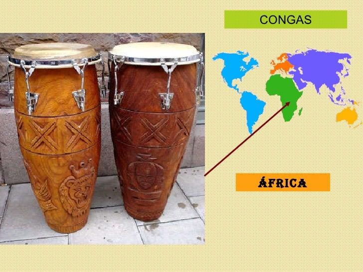 CONGAS África