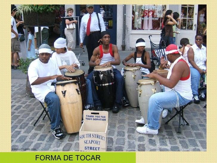 FORMA DE TOCAR