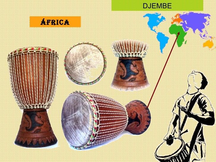 DJEMBE África