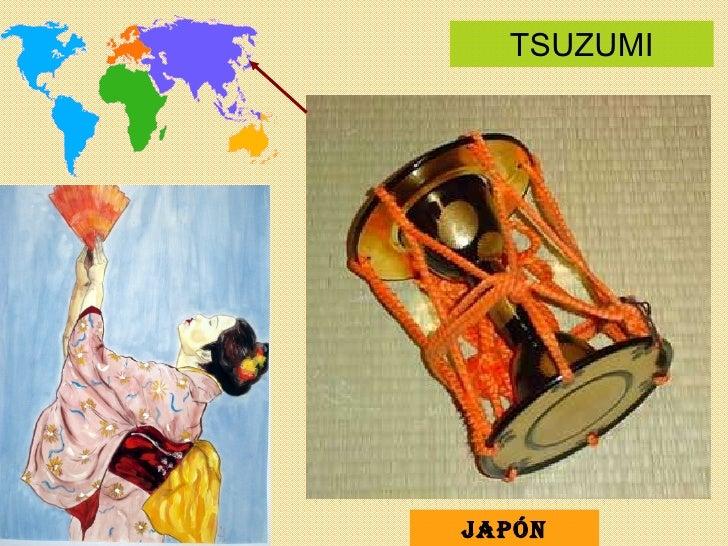 TSUZUMI Japón