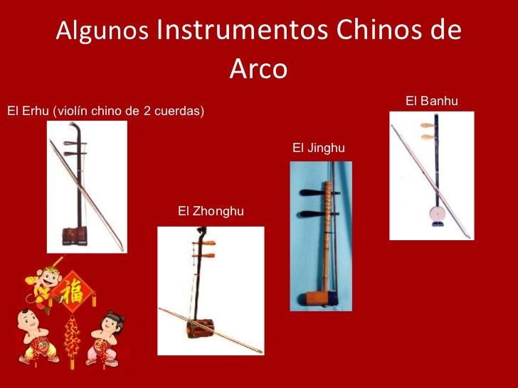 67b431a61db0 Algunos Instrumentos Chinos de Arco El ...