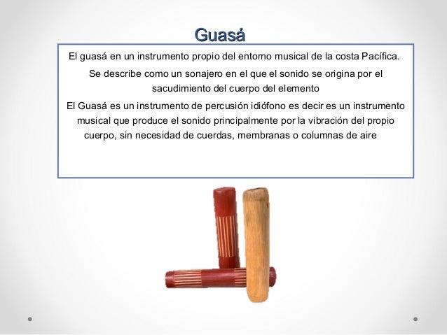 Instrumentos musicales de colombia for En que se utiliza el marmol