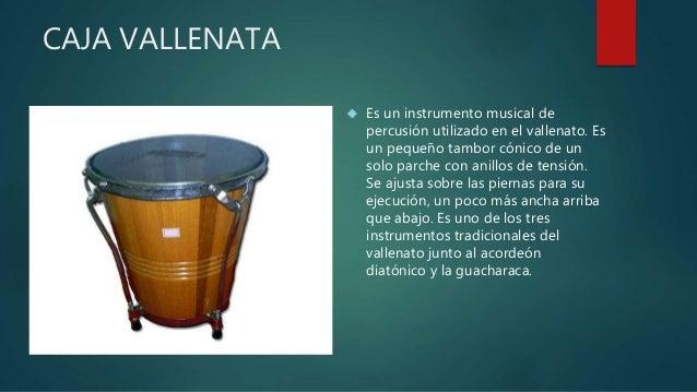 Instrumentos Musicales De Colombia