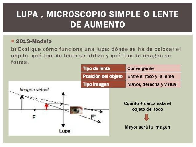 b26337b016 Tipos De Lentes De Aumento | CINEMAS 93