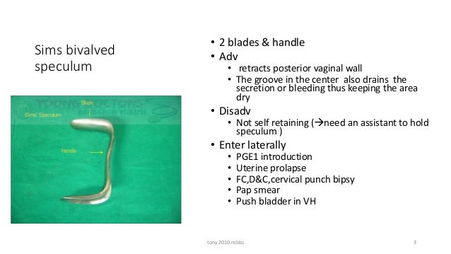 instruments ostetrics and gynaecology ppt Slide 3