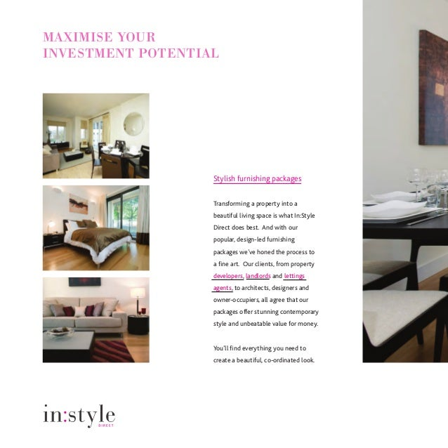 In Style Direct #11: 4. We Get ResultsBut In:Style Direct ...