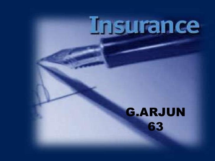 G.ARJUN<br />63<br />