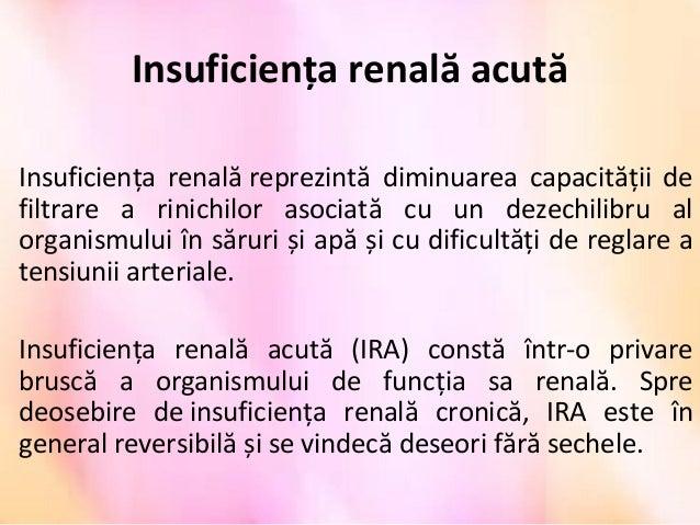 Insuficiența renală acută  Slide 3