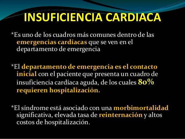 Insuficiencia cardiaca 2015 Slide 3