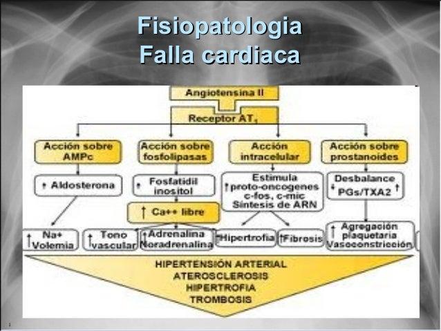 FisiopatologiaFisiopatologia Falla cardiacaFalla cardiaca