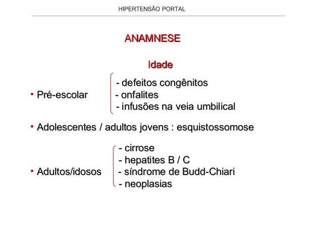 Como investigar e avaliar a hipertensão portal?Como investigar e avaliar a hipertensão portal?