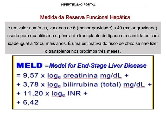 Cateterismo da veia hepáticaCateterismo da veia hepática Balão inflado Veias hepática Área de estase Cateter com balão O c...