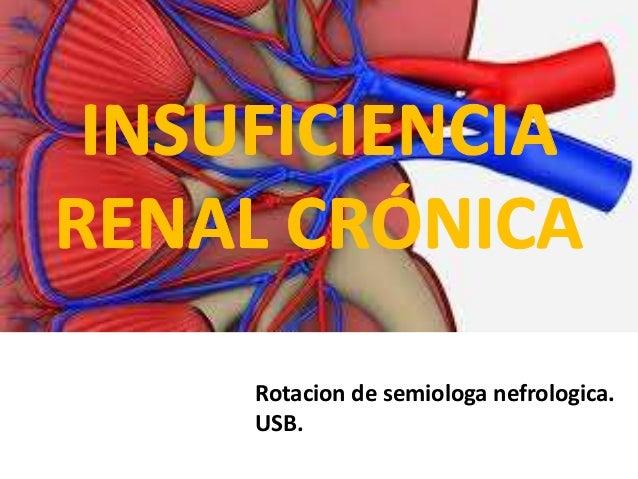 Rotacion de semiologa nefrologica.USB.
