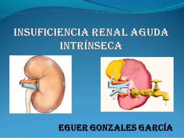INSUFICIENCIA RENAL AGUDA (IRA) Reducción brusca, en horas o días, de la función renal; produciendo una disminución del fi...