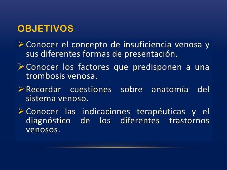 Insuficiencia venosa Slide 2