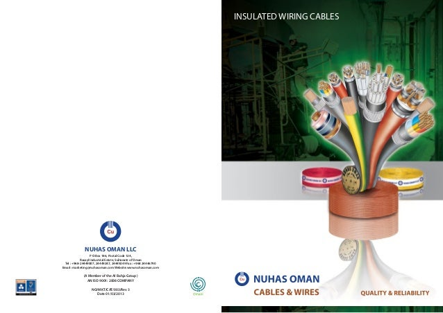 Insulated Wiring Cables - Nuhas Oman Catalogue on insulated roof, insulated pump, insulated connectors, insulated solenoid, insulated cabinets, insulated ducts,