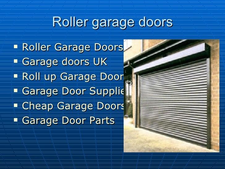Insulated Garage Doors In Uk