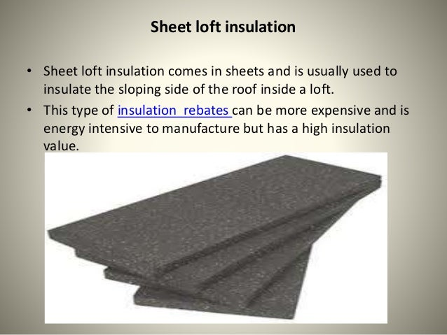 Insulation A Small Investment For Your Home