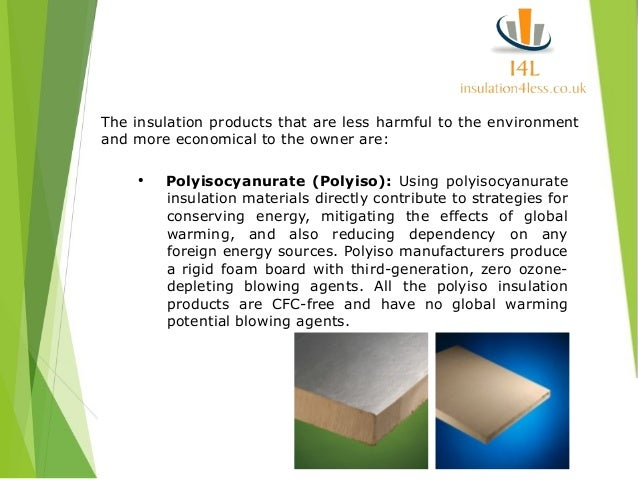 Insulation Materials And Their Impact On The Environment
