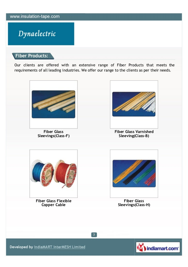 Fiber Products:Our clients are offered with an extensive range of Fiber Products that meets therequirements of all leading...