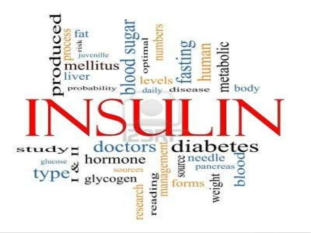 What is insulin ? Insulin is a peptide hormone produced by beta cells present in langerhans islets in pancreas