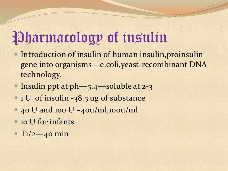 Actrapid insulin cleave ala