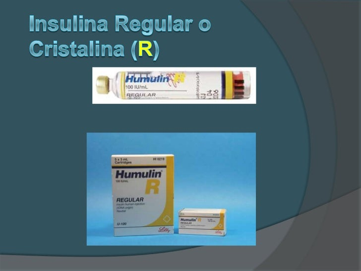 Insulina Cristalina