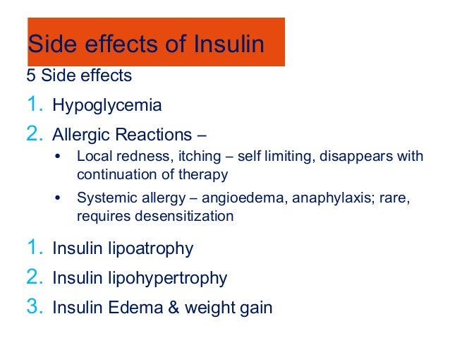 Insulin Therapy Dr Shahjadaselim