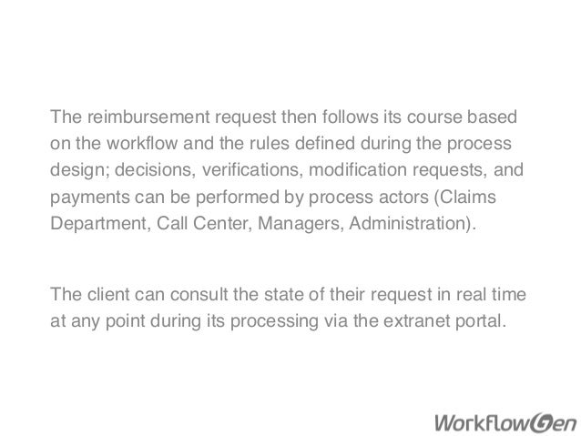 Insurance Claims Processing Workflow
