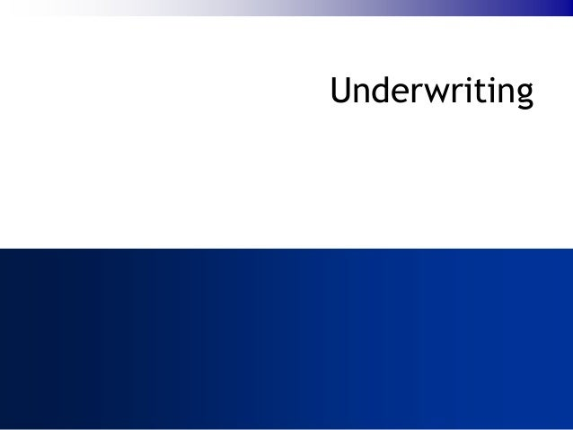 Underwriting Agreement Sample Clauses