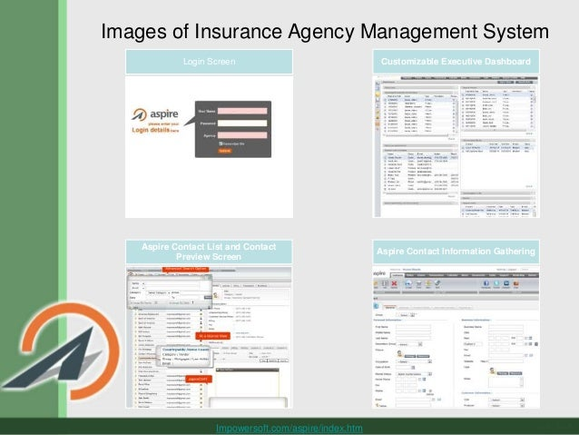 Insurance Agency Software