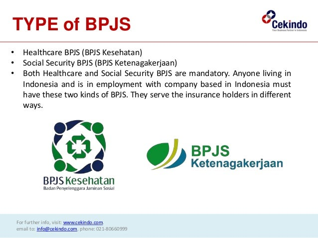 health insurance indonesia bpjs  Insurance and social security (bpjs) type in indonesia