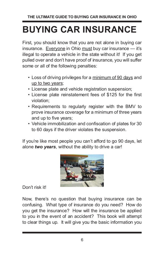 An Introduction to Car Insurance