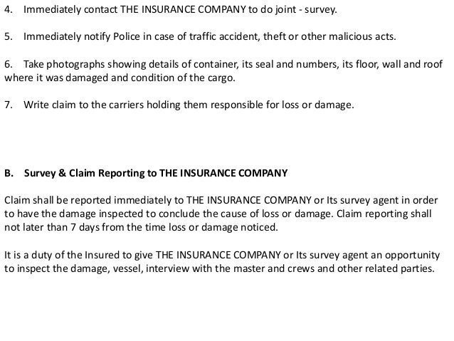 How to write goods damage report - Property Damage Incident Report