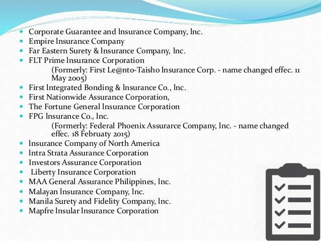 centennial guarantee assurance corporation
