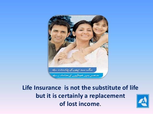 Insurance concept- A details presentation regarding the ...