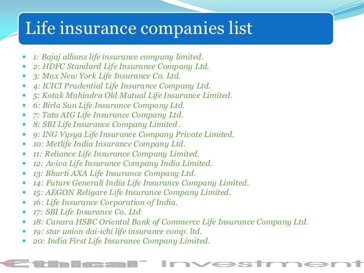 literature review of hdfc life insurance company Hdfc life insurance co ltd, (hdfc life) is one of the topmost gamers in the insurance market founded in the year 2000, hdfc life is a partnership among housing development finance corporation limited, one of the biggest housing finance group and standard life aberdeen plc.