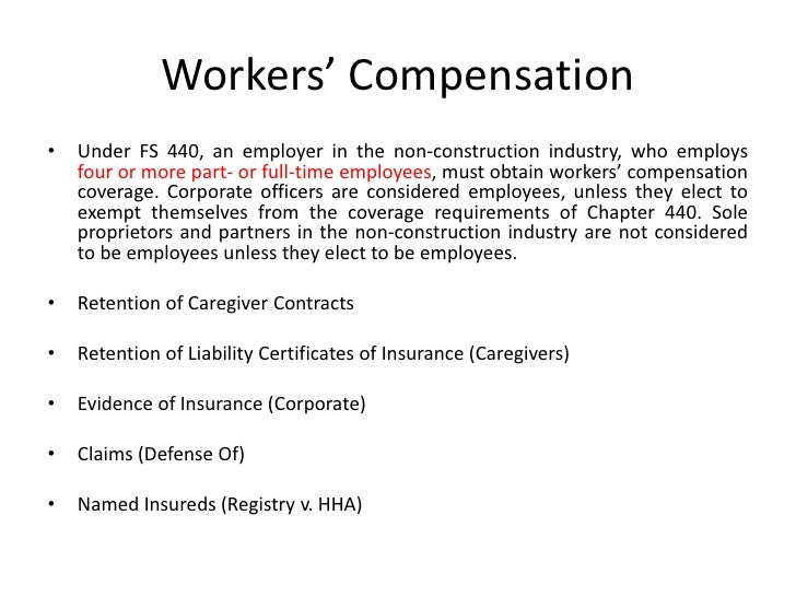 Insurance for nurse registries