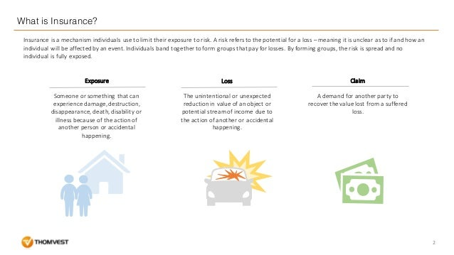 Insurance Industry Overview Slide 2